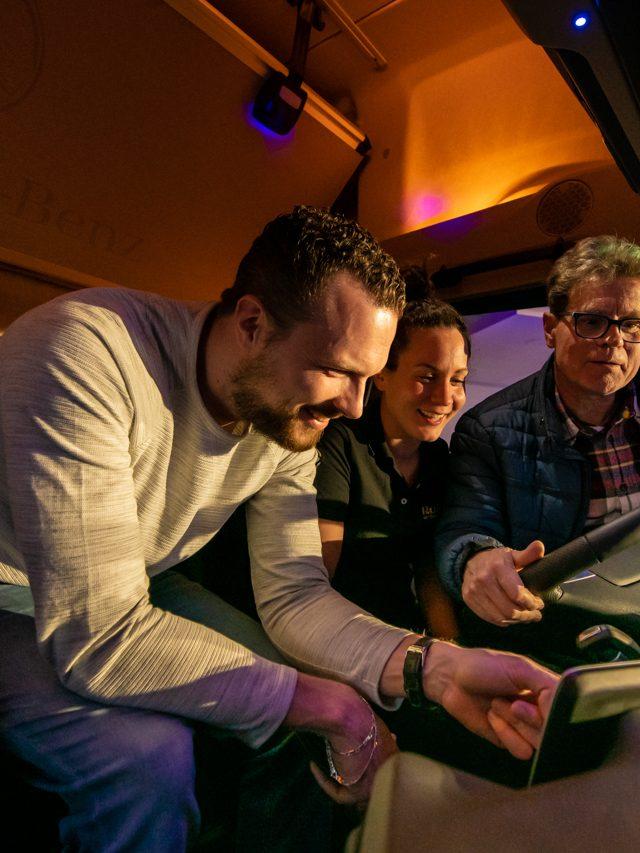 Studio Dijkgraaf - evenement fotograaf den haag mercedes benz mbdb