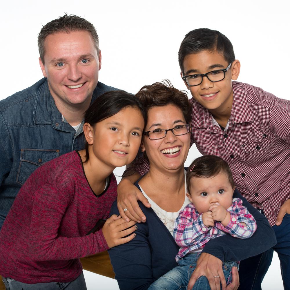 Studio Dijkgraaf Rotterdam leuke familiefoto