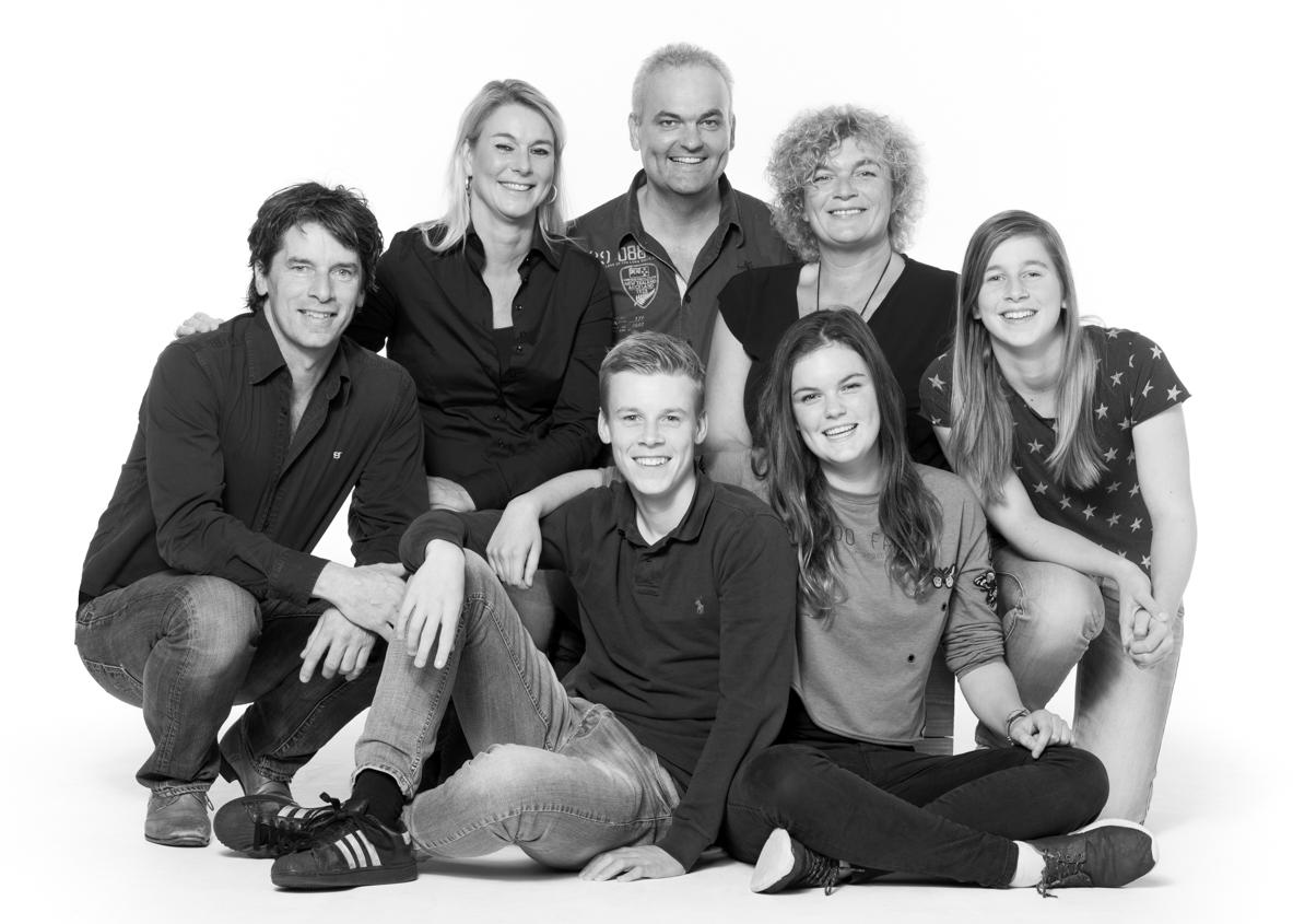 Studio Dijkgraaf fotostudio Rotterdam familiefoto