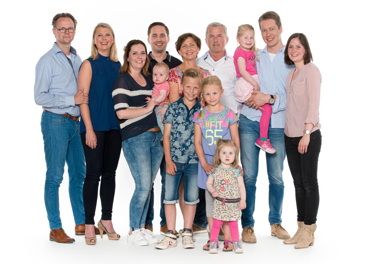 Studio Dijkgraaf groespfoto familiefoto Rotterdam